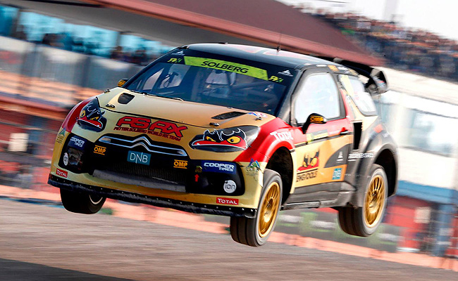 TopGear.com.ph Philippine Car News - Ex-WRC champ Petter Solberg achieves world's first for FIA