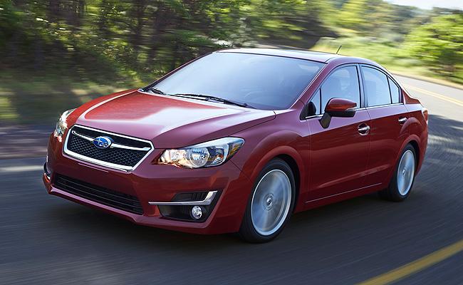 TopGear.com.ph Philippine Car News - Subaru Impreza gets midlife update