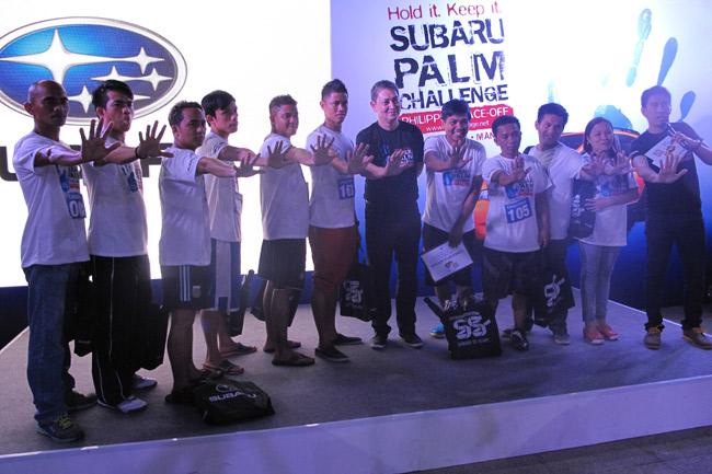 Subaru Palm Challenge Manila