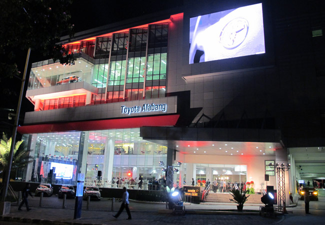 Toyota Alabang