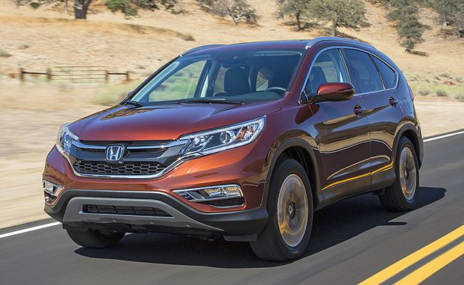 TopGear.com.ph Philippine Car News - Honda finally reveals details of updated CR-V