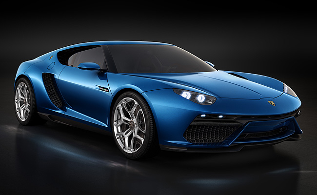 TopGear.com.ph Philippine Car News - And here's Lamborghini's plug-in hybrid concept