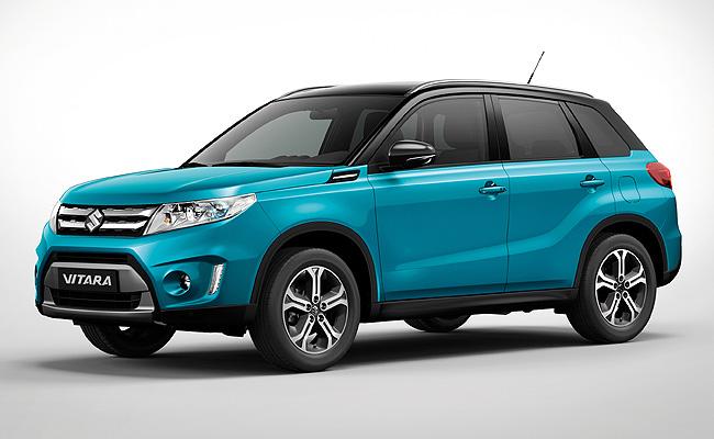 TopGear.com.ph Philippine Car News - Suzuki finally reveals details of next-generation Vitara