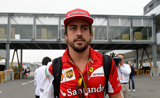 TopGear.com.ph Philippine Car News - With Sebastian Vettel joining Ferrari, what will happen to Fernando Alonso?