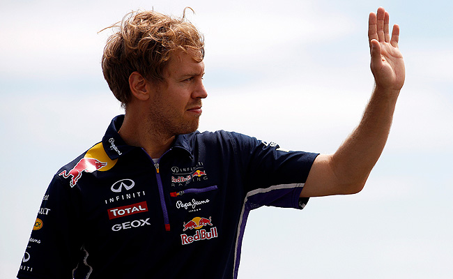 TopGear.com.ph Philippine Car News - Sebastian Vettel to leave Red Bull Racing after 2014 Formula 1 season