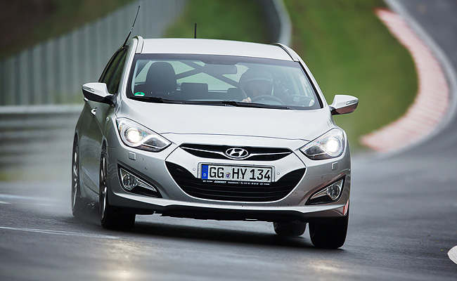 TopGear.com.ph Philippine Car News - Hyundai marks 1st year anniversary of its Nurburgring test center