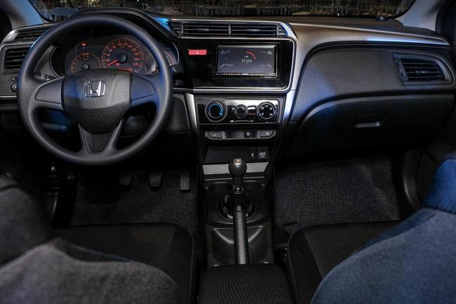 Honda City E Navi+