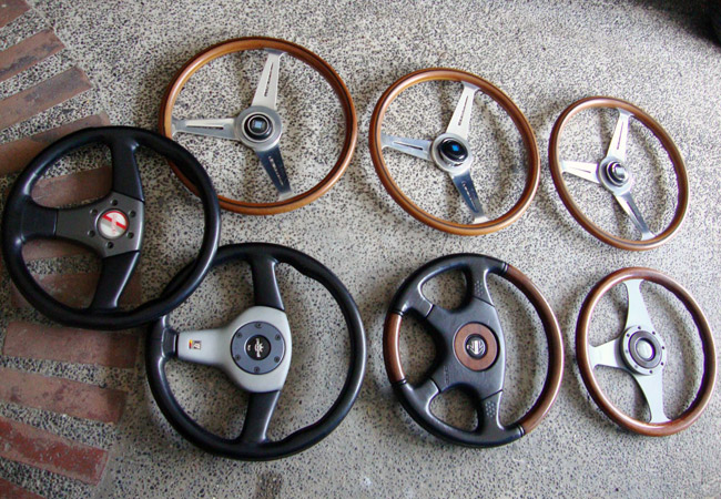 Steering wheel collection