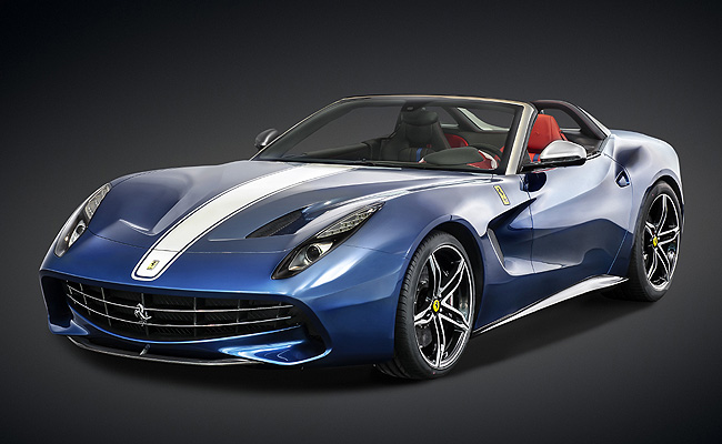 TopGear.com.ph Philippine Car News - Ladies and gentlemen, the limited-to-10 Ferrari F60America
