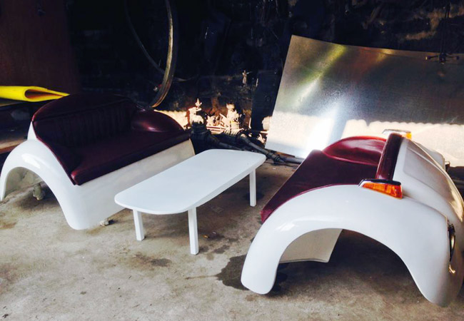 Car Choppers Furniture
