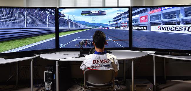 TopGear.com.ph Philippine Car News - Video: Toyota Le Mans driver tries TS030 Hybrid car on Gran Turismo 6