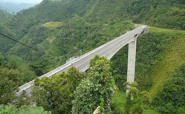 TopGear.com.ph Philippine Car News - DPWH working on measures to protect Philippines' tallest bridge