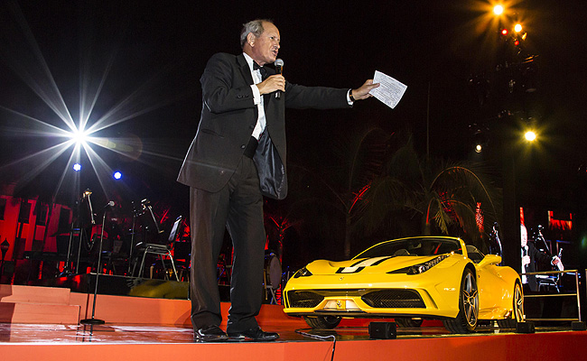 TopGear.com.ph Philippine Car News - Very first Ferrari 458 Speciale A goes for nearly $1 million