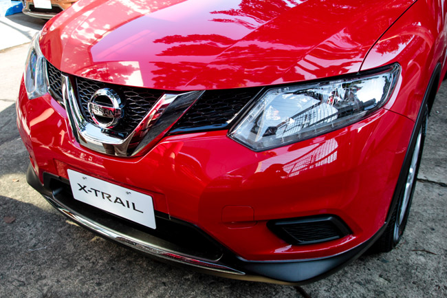 Nissan Philippines plans to go up against the big boys with the X-Trail