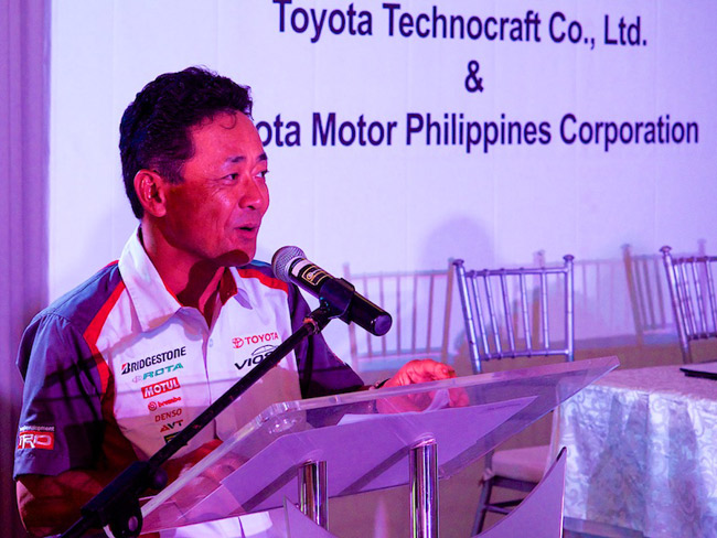 Waku doki is indeed here: Toyota PH named official TRD distributor in the country