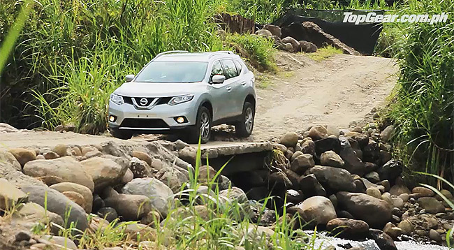 Watch the all-new Nissan X-Trail in action