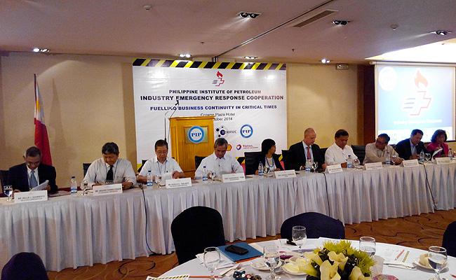 TopGear.com.ph Philippine Car News - Oil companies to ensure metro's fuel supply during calamities