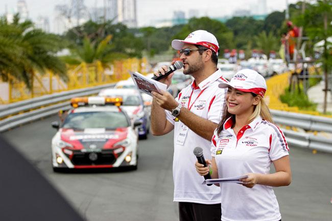 2014 Toyota Vios Cup third leg