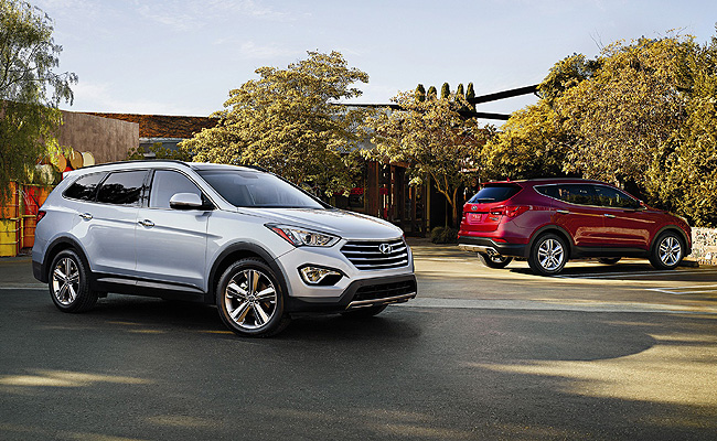 TopGear.com.ph Philippine Car News - Hyundai improves Santa Fe for US market with new steering, suspension setup