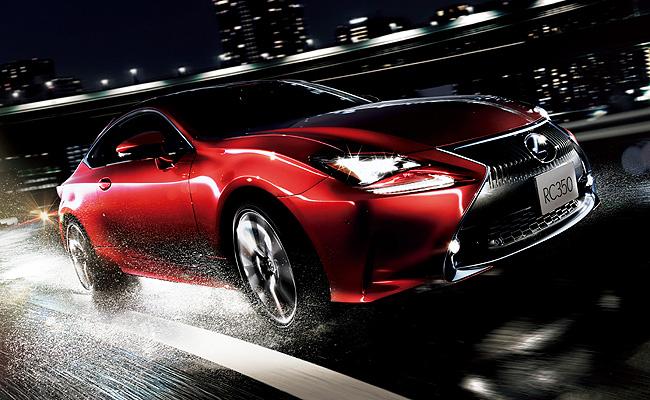 TopGear.com.ph Philippine Car news - Lexus RC, RC F now on sale in Japan