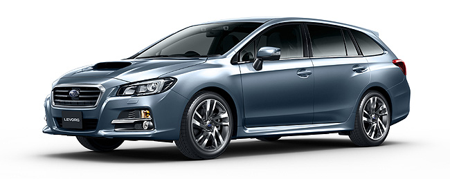 TopGear.com.ph Philippine Car News - Subaru Levorg bags 2014 design award from Japanese design organization