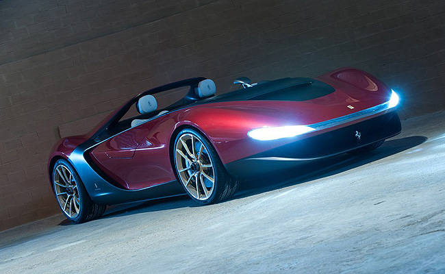 TopGear.com.ph Philippine Car News - Report: Pininfarina puts into limited production Ferrari 458-based concpet car