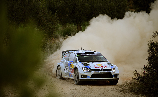 TopGear.com.ph Philippine Car News - Sebastien Ogier, Julien Ingrassia successfully defend WRC titles