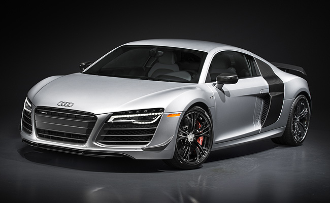 TopGear.com.ph Philippine Car News - Audi rolls out most powerful production R8 ever