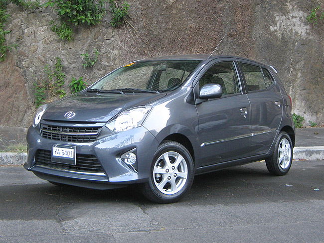 toyota wigo 1 0 g mt philippines reviews specs price