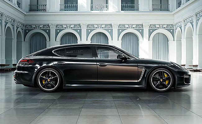 TopGear.com.ph Philippine Car News - The Porsche Panamera Exclusive Series is just that