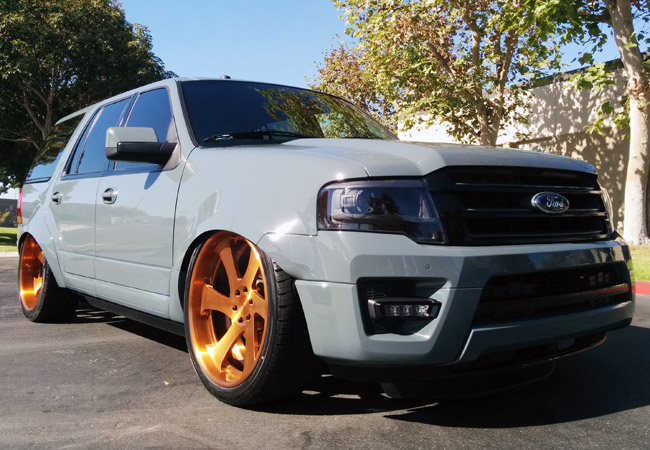 Ford Expedition by Tjin Edition