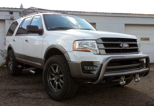 Ford Expedition by Vaccar