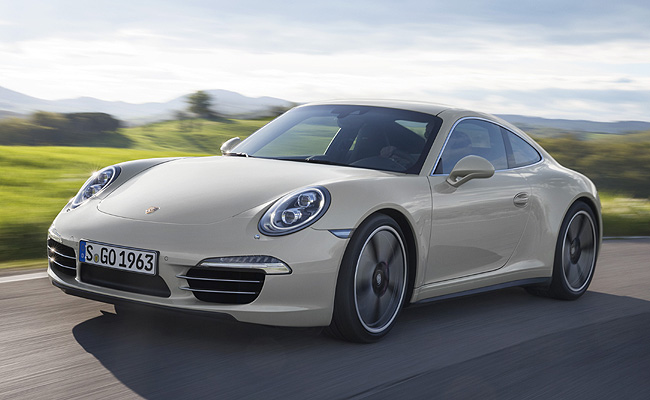 TopGear.com.ph Philippine Car News - Porsche recalls 4,428 units of its two-door cars worldwide for faulty hood locks