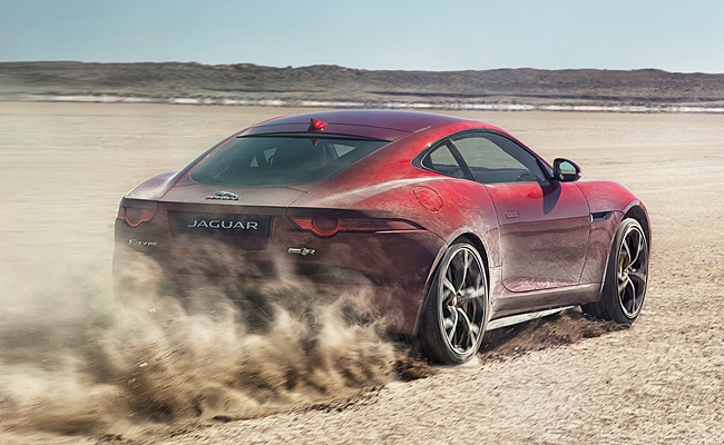 TopGear.com.ph Philippine Car News - Jaguar confirms production of all-wheel-drive F-Type R