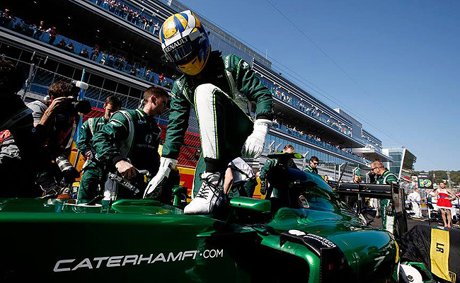 TopGear.com.ph Philippine Car News - Caterham F1 wants you to help fund the team