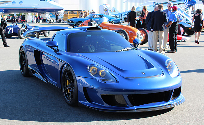 TopGear.com.ph Philippine Car News - Porsche tuner Gemballa to build last two of limited-to-25 Carrera GT-based Mirage GT