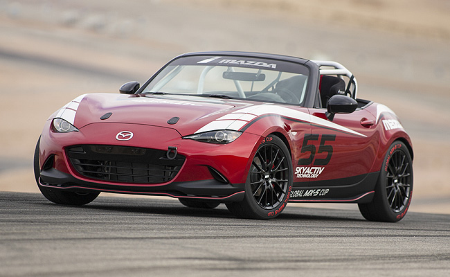 TopGear.com.ph Philippine Car News - Mazda greenlights global MX-5 racing series for 2016