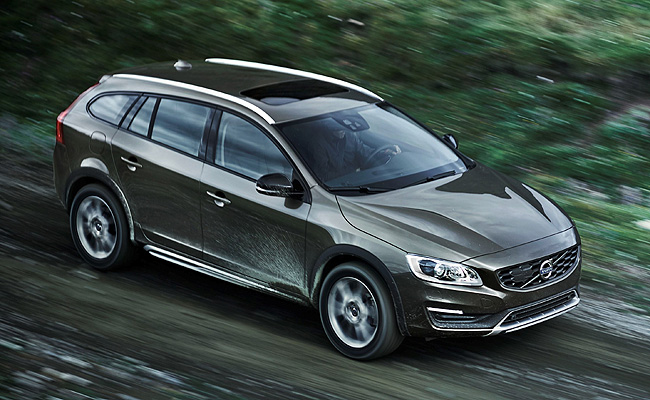 TopGear.com.ph Philippine Car News - Volvo finally releases V60 Cross Country