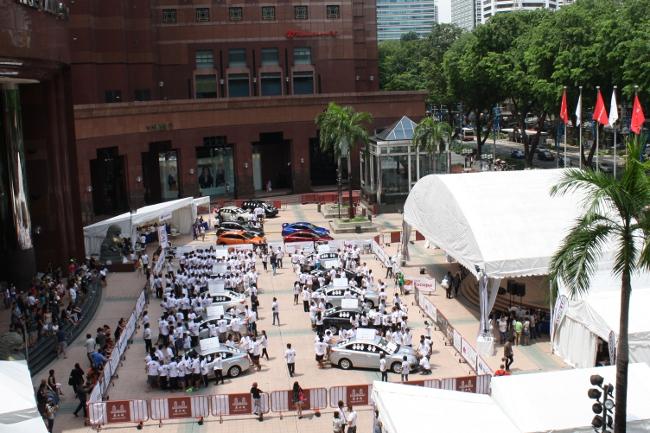 2014 Subaru Palm Challenge: Regional final kicks off in Singapore
