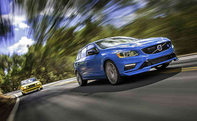 TopGear.com.ph Philippine Car News - Volvo celebrates 20th anniversary of its original high-performance wagon