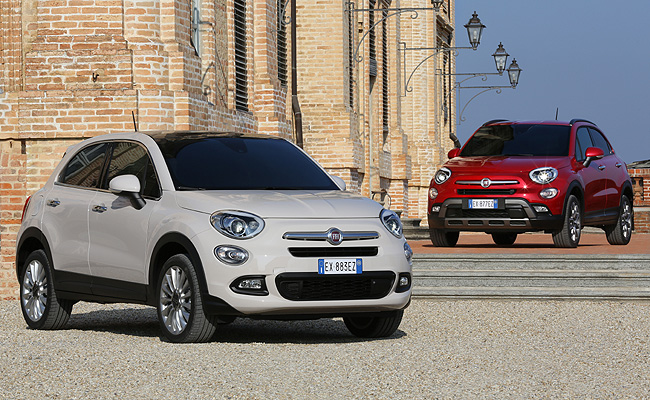 TopGear.com.ph Philippine Car News - Fiat rolls out 500X crossover