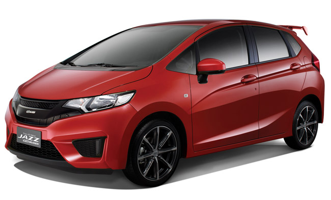 Honda Jazz Mugen Limited Edition
