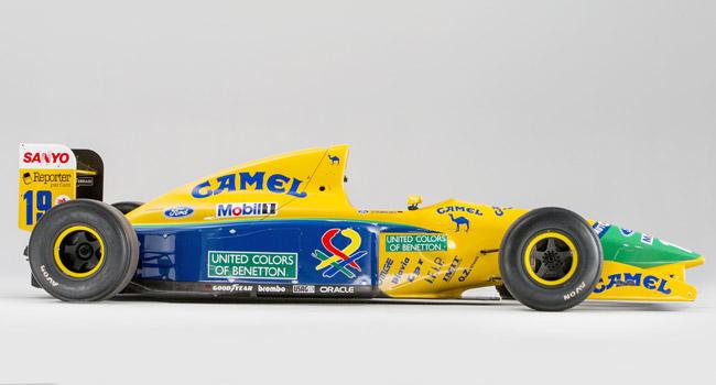 Benetton-Ford B191B