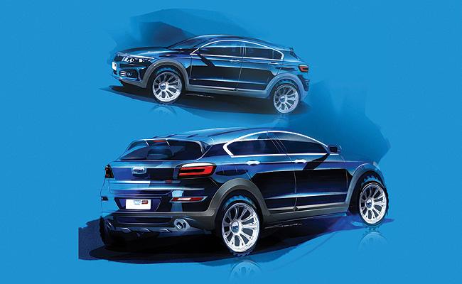 TopGear.com.ph Philippine Car News - Qoros to launch its third model at Guangzhou Auto Exhibit