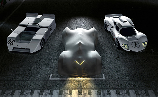 TopGear.com.ph Philippine Car News - Chevrolet revives Chaparral name for Vision Gran Turismo concept