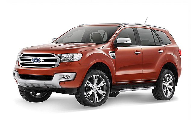 the all new ford everest midsize suv launch photos. Black Bedroom Furniture Sets. Home Design Ideas