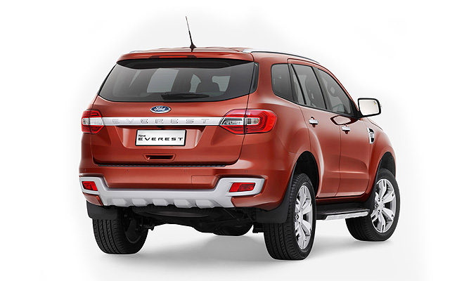 ford everest midsize suv launch  car news top gear philippines