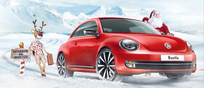 Volkswagen Philippines - iPhone 6 promo