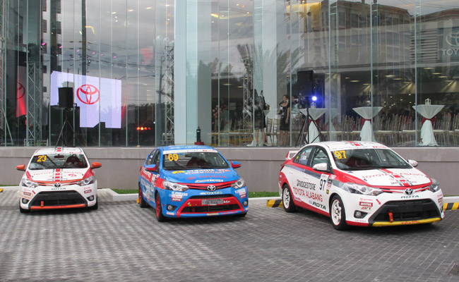 Toyota Vios Cup in the Philippines
