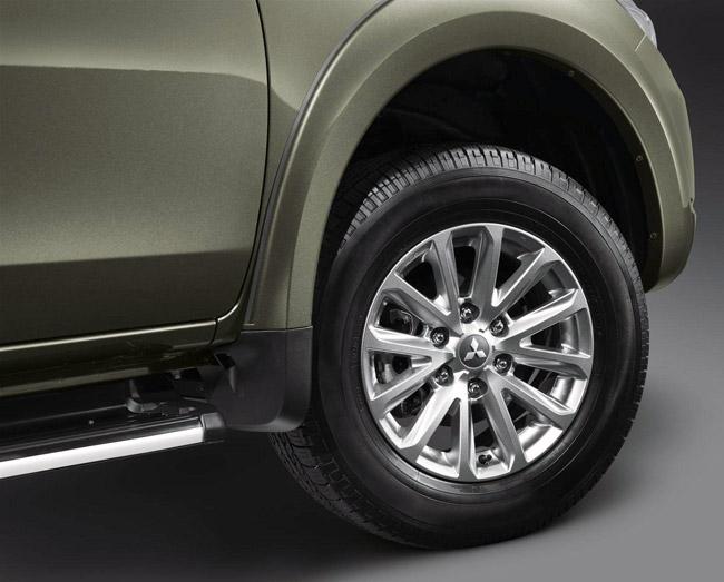 All-new Mitsubishi Strada